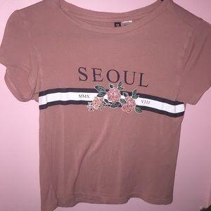 H&M Shirts & Tops - A shirt